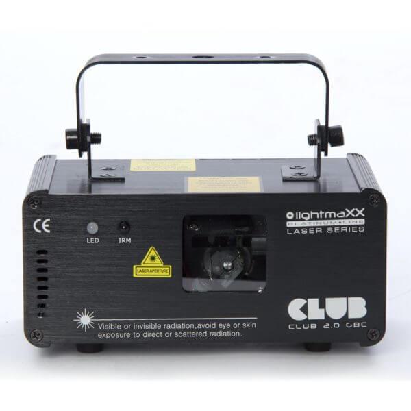 Lightmaxx Club 2.0 Lazer