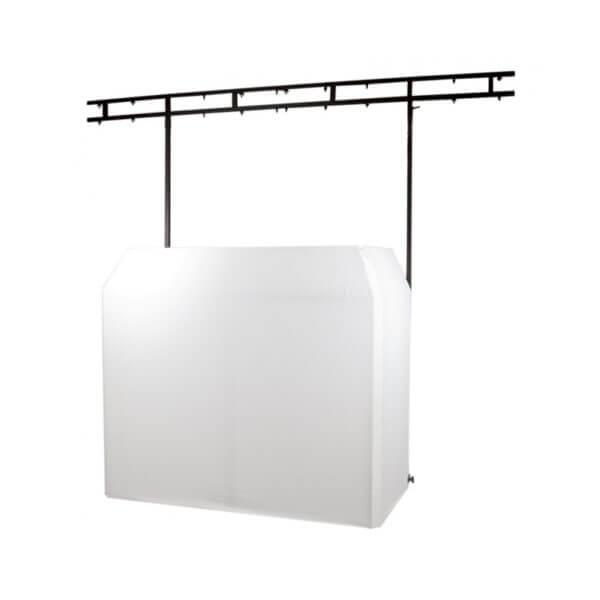 Equinox DJ Booth Overhead