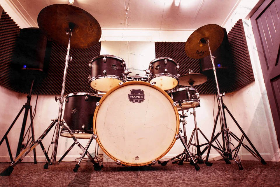 Mapex Drumkit