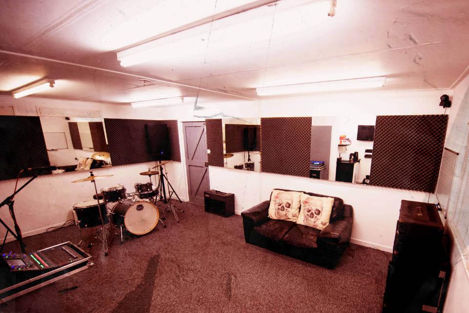 Rehearsal Space, Penryn